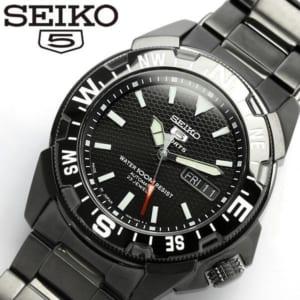 【SEIKO5 SPORTS/セイコー5 スポーツ】 腕時計 ウォッチ 自動巻き メンズ SNZE83J1 Men's うでどけい オートマティック 日本製 MADE IN JAPAN メイドインジャパン by CAMERON