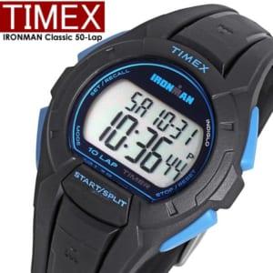 TIMEX Ironman タイメックス アイアンマン 腕時計 ウォッチ メンズ 男性用 Classic 10-Lap tw5k93900 ギフト by CAMERON
