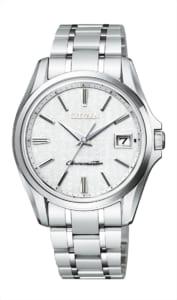 正規品 The CITIZEN ザ・シチズン AQ4020-54Y 高精度エコドライブ 土佐和紙採用モデル 腕時計 by 時計館