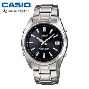 【電波 ソーラー】【カシオ ソーラー電波時計】ソーラー電波腕時計 電波時計 電波ソーラー腕時計 カシオ CASIO メンズ 腕時計 LIW-130TDJ-1AJF 国内正規品 CASIO メンズウォッチ うでどけい 腕時計 MEN'S by CAMERON