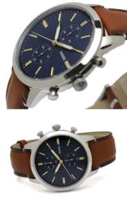 【送料無料】FOSSIL フォッシル Townsman タウンズマン 腕時計 メンズ クロノグラフ 日常生活防水 クオーツ fs5279 ギフト by CAMERON