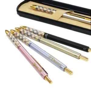 名入れ可 高級 ダックス ダックスブリーズ3 複合ボールペン