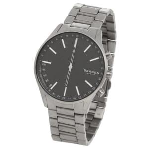スカーゲン 時計 SKAGEN SKT1305 HOLST ハイブリッドスマートウォッチ 40mm メンズ腕時計 ウォッチ シルバー by ブランドショップAXES(日本流通自主管理協会会員)