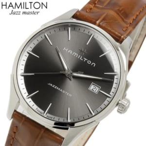 【送料無料】ハミルトン HAMILTON JAZZMASTER GENT ジャズマスター ジェント 腕時計 メンズ クオーツ 日常生活防水 h32451581 by CAMERON