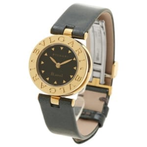 BVLGARI 時計 ブルガリ BZ22BGL B-ZERO1 ビーゼロワン レディース腕時計 ウォッチ ブラック/ゴールド/グリーン by ブランドショップAXES(日本流通自主管理協会会員)
