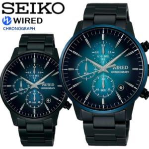 【送料無料】SEIKO WIRED セイコー ワイアード クオーツ 腕時計 ウォッチ メンズ 10気圧防水 AGAT420 AGAT422 by CAMERON