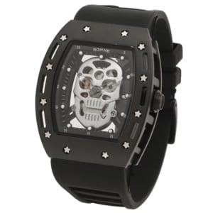 ゾンネ 時計 SONNE S160BKーBKSV S160 50MM メンズ腕時計 ウォッチ ブラック/シルバー by ブランドショップAXES(日本流通自主管理協会会員)