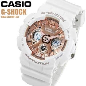 【送料無料】G-SHOCK S series 腕時計 ウォッチ メンズ 男性用 CASIO カシオ Gショック 腕時計 GMA-S120MF-7A2 海外モデル by CAMERON