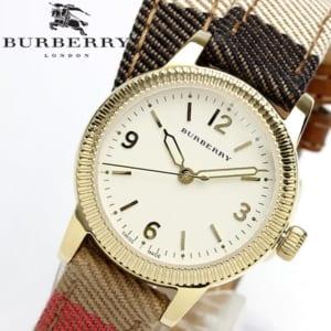 【送料無料】【BURBERRY】バーバリー 腕時計 レディース 2重巻 ハウスチェック 本革レザー スイス製 The Utillitarian ユティリタリアン BU7851 人気 ブランド ウォッチ うでどけい 女性用 Lady's by CAMERON