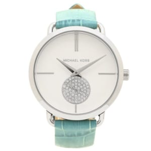 マイケルコース 時計 MICHAEL KORS MK2720 PORTIA レディース腕時計ウォッチ グリーン/シルバー by ブランドショップAXES(日本流通自主管理協会会員)