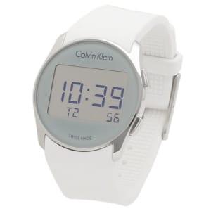カルバンクライン 時計 CALVIN KLEIN K5B23U.M6 38.5MM メンズ腕時計 ウォッチ ホワイト by ブランドショップAXES(日本流通自主管理協会会員)