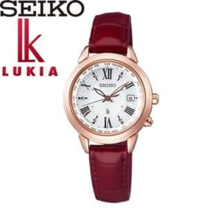 【送料無料】seiko LUKIA セイコー ルキア 腕時計 ウォッチ レディース 女性用 ソーラー 10気圧防水 ssqv022 by CAMERON