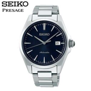 【送料無料】SEIKO PRESAGE セイコー プレサージュ 腕時計 ウォッチ メンズ 自動巻き オートマチック 10気圧防水 デイトカレンダー sarx045 by CAMERON