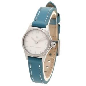 マークジェイコブス 時計 MARC JACOBS MJ1655 HENRY ヘンリー 18MM レディース腕時計ウォッチ ブルー/シルバー by ブランドショップAXES(日本流通自主管理協会会員)