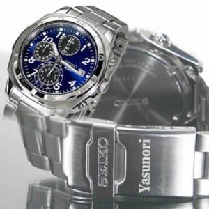 セイコー メンズ腕時計【名入れ】