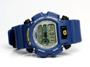 Gショック G-SHOCK メンズ 腕時計 デジタル dw-9052-2v ブルー ラバー 防水 CASIO カシオ ウォッチ 海外モデル by CAMERON