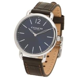 コーチ 時計 COACH 14602142 DELANCEY SLIM デランシー スリム メンズ腕時計 ウォッチ ブラウン by ブランドショップAXES(日本流通自主管理協会会員)