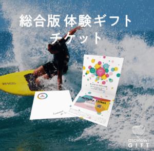 総合版体験ギフトチケット Colorful