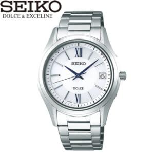 【送料無料】seiko DOLCE&EXCELINE セイコー ドルチェアンドエクセリーヌ 腕時計 ウォッチ メンズ 男性用 電波ソーラー 10気圧防水 sadz185 by CAMERON