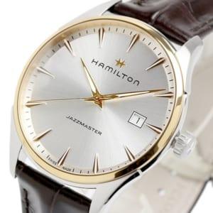 【送料無料】ハミルトン HAMILTON ジャズマスター Jazzmaster 腕時計 メンズ クオーツ 日常生活防水 日付カレンダー h32441551 by CAMERON