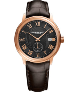 正規品 RAYMOND WEIL レイモンドウェイル 2238-PC5-00209 マエストロ オートマチック スモールセコンド 腕時計 by 時計館