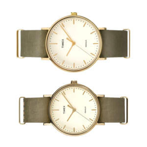 【送料無料】ペアウォッチ TIMEX Weekender Fairfield ウィークエンドフェアフィールド 腕時計 ウォッチ メンズ 男性用 tw2p98000 tw298500 by CAMERON