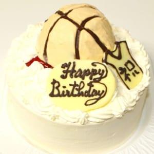 バスケットボールケーキ 【5~7号】