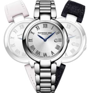 正規品 RAYMOND WEIL レイモンドウェイル 1600-ST-RE659 シャイン クォーツ 替えバンド付き 腕時計 by 時計館