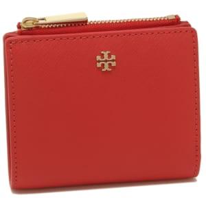 トリーバーチ 小銭入れ付き二つ折り財布