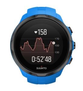 正規品 SUUNTO スント SS022663000 スパルタン スポーツ リスト ハートレート ブルー 腕時計 by 時計館