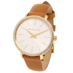 マイケルコース 時計 MICHAEL KORS MK2801 MINI PYPER ミニパイパー レディース腕時計ウォッチ ブラウン by ブランドショップAXES(日本流通自主管理協会会員)