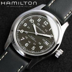 ハミルトン カーキ フィールド オート H70455863 腕時計 メンズ 自動巻き 機械式 ブランド ランキング ウォッチ うでどけい MEN'S by CAMERON