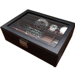 まごの絵デザインタイプ 時計ケース ジュエリーケース