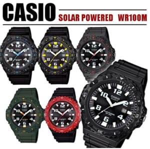 【カシオ・腕時計】【ソーラー 腕時計】カシオ 腕時計 CASIO カシオ腕時計 ソーラー カシオ 腕時計 ソーラー腕時計 スタンダード 腕時計 メンズウォッチ メンズ うでどけい 腕時計 MEN'S by CAMERON