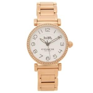 コーチ 時計 COACH 14502856 MADISON マディソン レディース腕時計ウォッチ ピンク by ブランドショップAXES(日本流通自主管理協会会員)