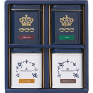 ロイヤル コペンハーゲン 紅茶・コーヒーセット TC50 by ウェルキューブ