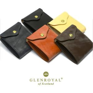 グレンロイヤル GLENROYAL 財布 メンズ ブランド スライディング ブライドルレザー レザー 本革 本皮 Men's さいふ サイフ 03-5956 by CAMERON