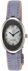 正規品 2年保証 新品 U.S.POLO ASSN ユーエスポロアッスン ポロ アソシエーション 腕時計 US-3A-LI ステンレス レザー レディース クォーツ 電池 by 光雅晶