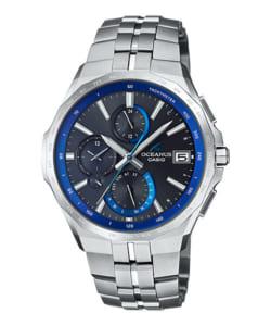 正規品 CASIO カシオ OCEANUS オシアナス OCW-S5000-1AJF マンタ Bluetooth搭載 腕時計 by 時計館
