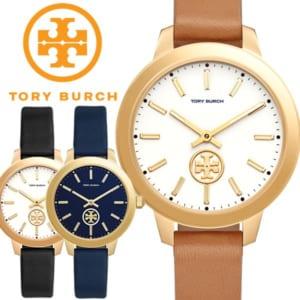 【送料無料】TORY BURCE トリーバーチ 腕時計 ウォッチ レディース 女性用 クオーツ 日常生活防水 スモールセコンド ロゴ秒針 tbw1202 tbw1205 by CAMERON