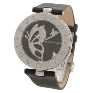 ブルガリ 時計 BVLGARI BZ35BDSL B-ZERO1 35MM レディース腕時計ウォッチ ブラック by ブランドショップAXES(日本流通自主管理協会会員)