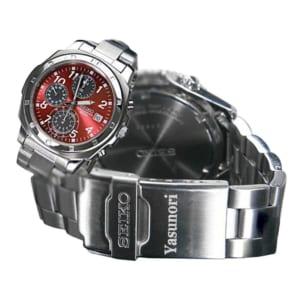 【送料無料】【名入れ】SEIKO腕時計 バックルネーム刻印