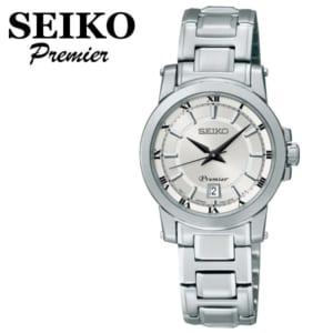 【送料無料】SEIKO セイコー Premier プルミエ レディース 腕時計 うでどけい MENS ウォッチ クラシック エレガント ビジネス by CAMERON