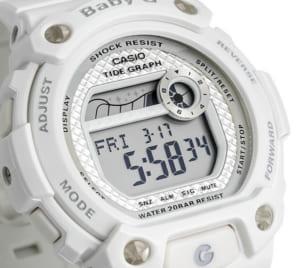 CASIO カシオ Baby-G ベイビージー 腕時計 ウォッチ レディース 女性用 ホワイト blx-100-7 by CAMERON