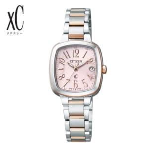 CITIZEN シチズン腕時計 レディス レディース エコ・ドライブ電波 クロスシー XC 腕時計 うでどけい レディス ladies by CAMERON
