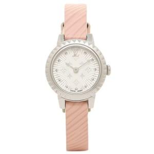 ルイヴィトン 時計 LOUIS VUITTON Q1M030 タンブール モノグラム ビジュ レディース腕時計ウォッチ ブラン by ブランドショップAXES(日本流通自主管理協会会員)