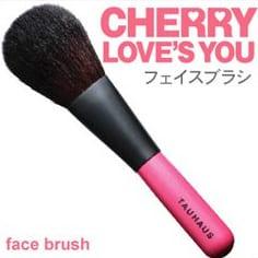TAUHAUS 熊野化粧筆 フェイスブラシ