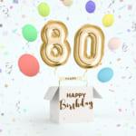 【傘寿のお祝い】イラストやメッセージ入りのプレゼントでお祝いの気持ちを伝えよう!