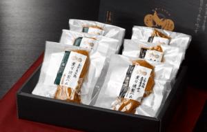 三和の純鶏名古屋コーチン・香草美水鶏 薫り燻製ハム詰合せ
