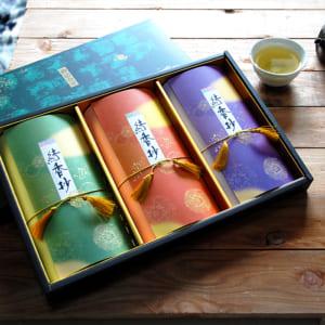 厳選緑茶詰め合せ 結香抄 by お茶のくわ乃園